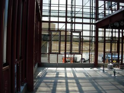 入口から待合室